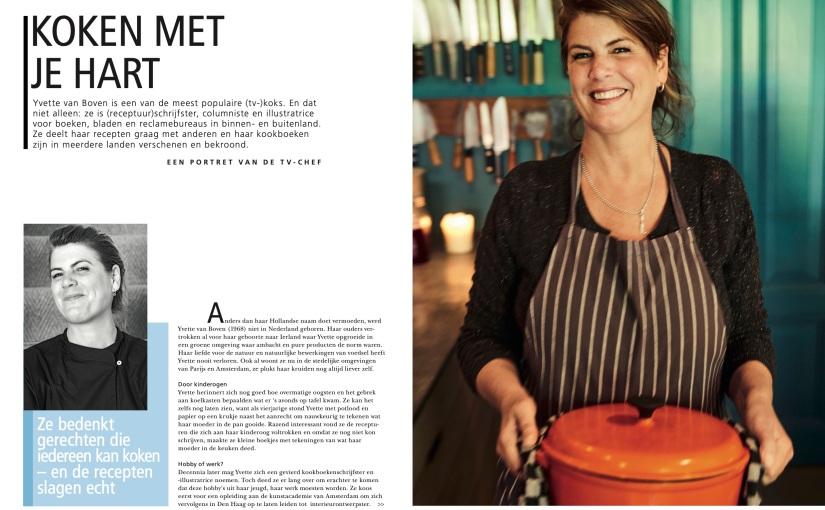 Yvette van Boven: Koken met jehart